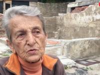 Nonna Maria oggi incontra chi l'ha aiutata durante l'alluvione