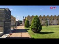VIDEO | Regala al Comune di Vigone 160 loculi