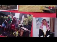 VIDEO | Sulle note di Elisa gli amici porgono l'ultimo saluto ad Alberto