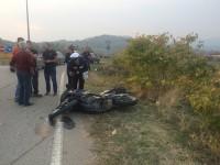Incidente stradale: ferito centauro di Roletto