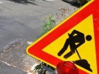 Prali: lavori al ponte in località Gianna