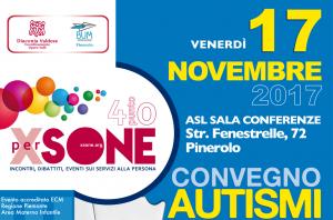 Immagine Convegno Autismi 17 novembre