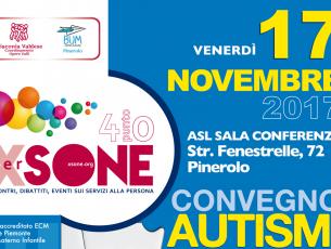 Autismi: se ne parla venerdì a Pinerolo
