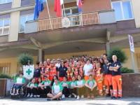 Croce verde di None: nuovo corso per volontari soccorritori