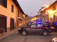 FOTO   San Pietro, dopo 6 ore il barricato salvato dai Carabinieri