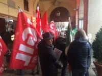 Manifestazione antifascista a Pinerolo contro Casa Pound