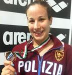 Pinerolo, l'olimpionica di nuoto Luisa Trombetti ospite al Rotary