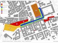 Carnevale a Pinerolo: attenzione alle piazze chiuse