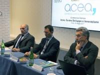 A 9 mesi di Acea, centro sviluppo e innovazione si contano 50 consorziati, 10 nuove imprese insediate sul territorio o ampliamenti di esistenti, 35 progetti avviati