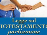 Padre Carmine Arice e il cardiologo Biagio Ganci si confrontano sul biotestamento