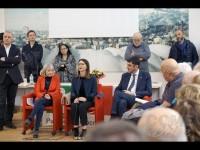 VIDEO | Grande partecipazione di pubblico per l'incontro con Lucia Annibali a Pinerolo
