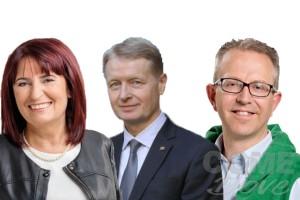 Tre i parlamentari del nostro territorio che andranno a Roma