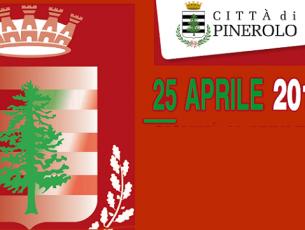 25 aprile: gli appuntamenti a Pinerolo