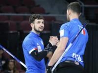 L'Italia del curling 8° a Las Vegas