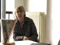 Barbara Fusar Poli sceglie il palaghiaccio di Pinerolo
