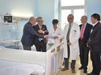 All'ospedale di Pinerolo inaugurata la stroke unit per le terapie nei casi di ictus cerebrale