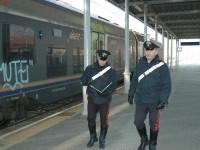 Preso dai carabinieri uno spacciatore alla stazione di Pinerolo