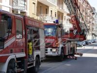 Muore in casa: intervengono vigili del fuoco  e carabinieri