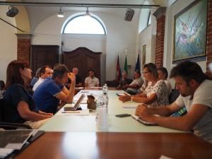 Garzigliana assemblea dei sindaci