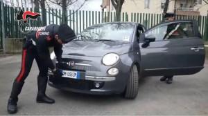 auto civetta furti