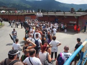 FOTO | Il popolo bianconero a Villar Perosa
