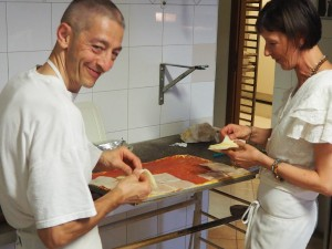 Antonio Cinquinella e sua moglie Bruna Racca
