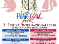 Domani si balla in piazza Roma con il PinevalFolk