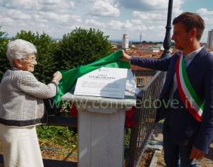 Video | La Città di Pinerolo non dimentica l'avvocato Ettore Serafino e gli ha dedicato un giardino