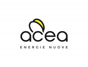Il nuovo logo dell'Acea dal prossimo anno sostituirà il vecchio