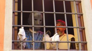 La cella della Maschera di ferro