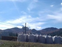 Il compost del polo ecologico Acea Pinerolese per le piste della Vialattea
