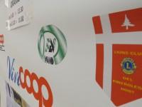 VIDEO |  Lions Club del Pinerolese Host insieme al Fand per la giornata di prevenzione della glicemia