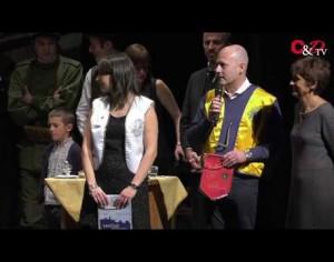 VIDEO | Pinerolo, le lettere dal fronte diventano una pièce teatrale