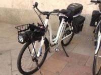 Arrivano le e-bike per la Polizia locale di Pinerolo