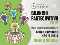 Pinerolo, la presentazione delle 16 proposte del Bilancio Partecipativo 2019