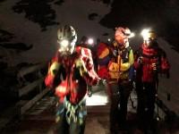 Soccorso alpino foto di repertorio