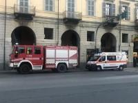 Pinerolo: cade in casa, soccorso dai Vigili del fuoco