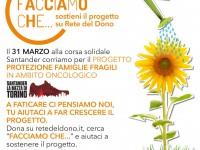 Di corsa per il Progetto Protezione Famiglie Fragili in ambito Oncologico