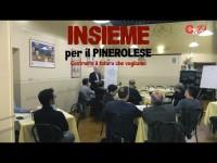 VIDEO | Al via la seconda edizione di Insieme per il Pinerolese