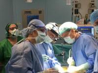 La sala operatoria di Pinerolo