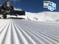 A Prali si scia ancora