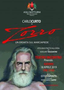 Locandina Zorro