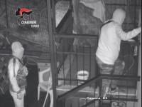 Furti a Giaveno, due arresti