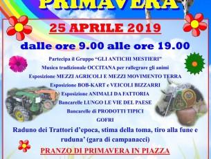 Fiera di Primavera a San Pietro Val Lemina