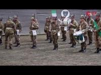 VIDEO | La Fanfara Alpina della Taurinese ha suonato a Pinerolo nella cavallerizza Caprilli