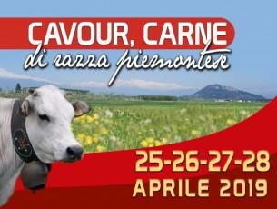 """Cavour in fiera con """"Carne di razza Piemontese"""""""