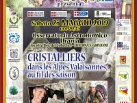 MinieraLuserna: gli eventi finali della rassegna mineralogica