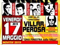 Conterti dei sosia a Villar Perosa