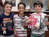 Torneo di scacchi sul podio la Scuola elementare di Frossasco