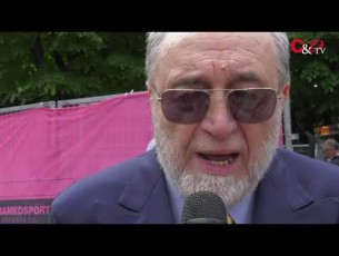 VIDEO | Giro d'Italia: una grande festa